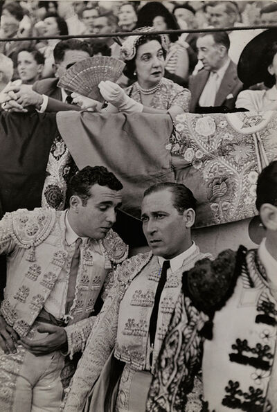 Henri Cartier-Bresson, 'Bullfighters, Pamplona, July 1952', 1952/1950s