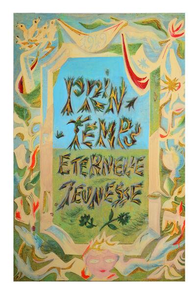Bruce Helander, 'Printemps Eternelle Jeunesse (Eternal Spring Youth)', 2018