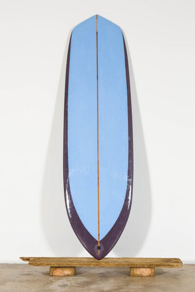 Bhakti Baxter, 'The Shark II (6.6, full displacement, v-bottom, single fin)', 2016