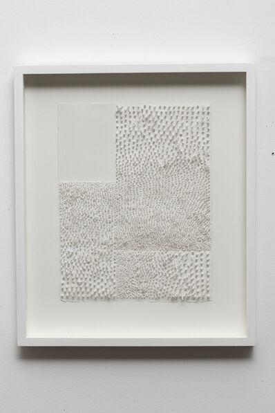 Lars Christensen, 'White Structure / Manual #6', 2014