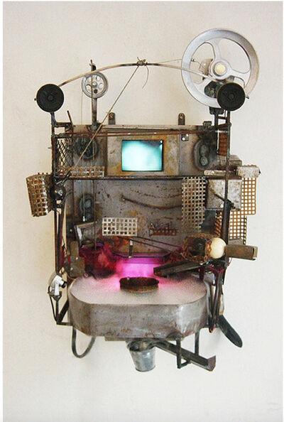 Fabien Chalon, 'L'envol', 2002