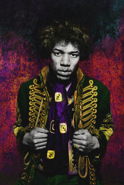 Gered Mankowitz, 'Gered Mankowitz: Jimi Hendrix, Jimi Green Jacket'
