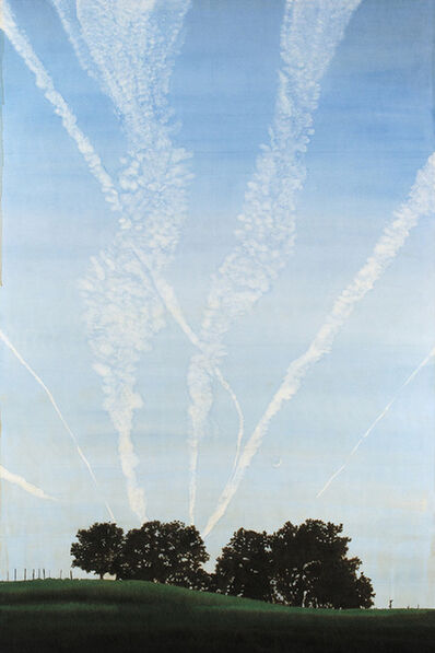Clay Wagstaff, 'Contrail No.1', 2009
