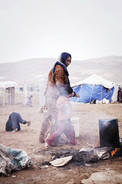 Leila Alaoui, 'Natreen', 2013