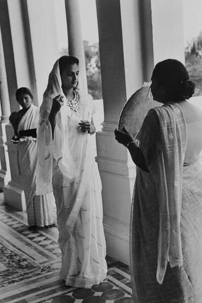 Henri Cartier-Bresson, 'Baroda, India', 1948