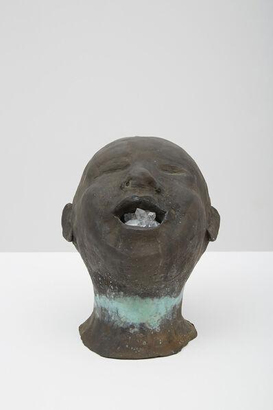 Giovanni Ozzola, 'Una testa e un universo senza titolo, 1', 2015