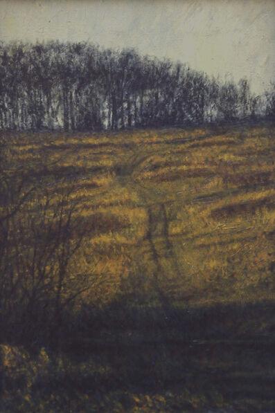 Davis Morton, 'Hill to the Woods', 1986
