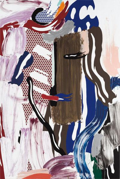 Roy Lichtenstein, 'Head', 1986
