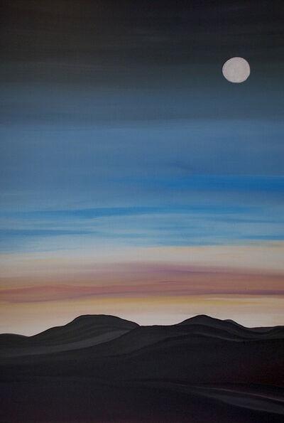 Gabriel Maestas, 'Moon Over Black Hills', 2012