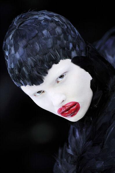 Alexander McQueen, 'Duck feather dress', 2009-2010