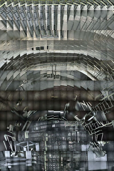 Jules Spinatsch, 'Asynchron III – The missing 20 minutes', 2014