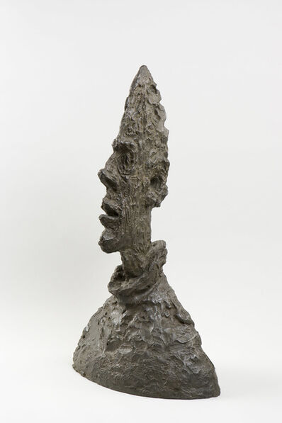 Alberto Giacometti, 'Tall Thin Head', 1954