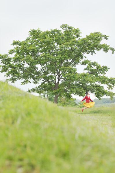 Natsumi Hayashi, 'Today's Levitation 04/27/2011', 2011