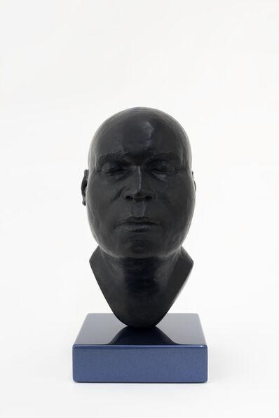 Thomas J Price, 'Head 18', 2014