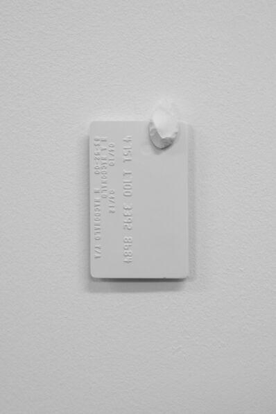 Niall MacDonald, 'CREDIT-CARD ARROW-HEAD', 2013