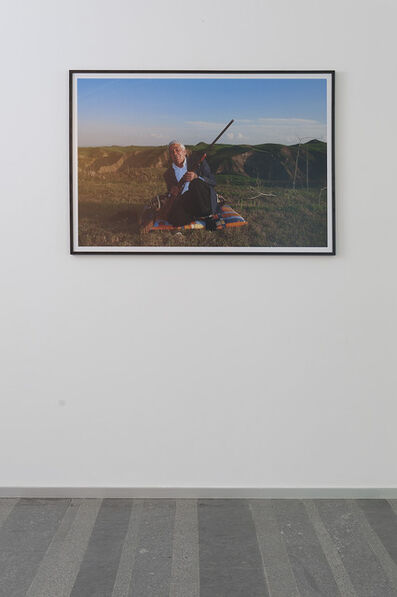 Fikret Atay, 'The country for old man', 2010