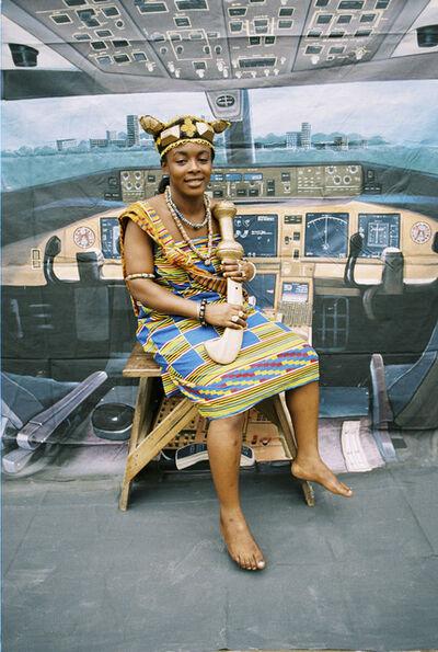 Philip Kwame Apagya, 'Nana Cockpit in Shama', 2006