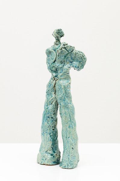 Simone Fattal, 'Walking Man', 2010