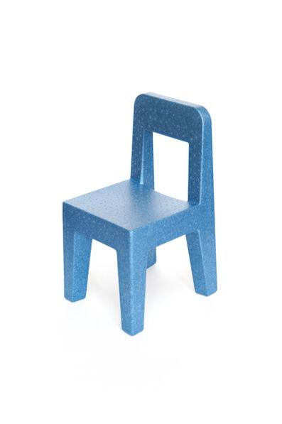 Enzo Mari, 'Seggiolina Pop Child Chair', Italy-2004