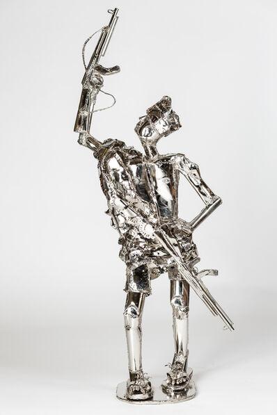 Sokari Douglas Camp, 'Prick Gun', 2016