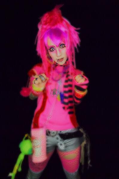 Yoichi Nagata, 'the Velvet TeU_2', 2007