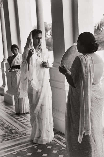 Henri Cartier-Bresson, 'Festivities for the 39th Birthday of the Maharajah (The diamonds once belong to Napoleon), Gujarat, Baroda [Vadodara], India', 1948
