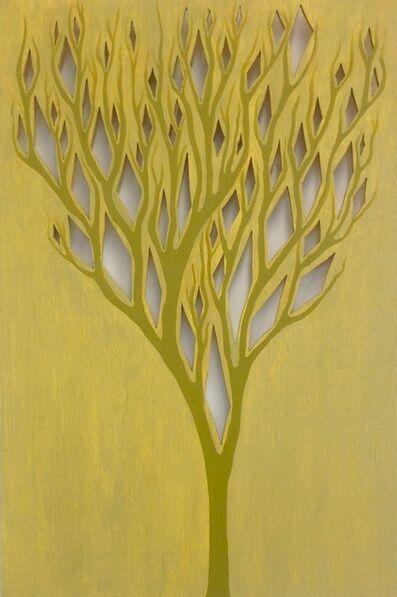 Fred Bendheim, 'Tree With Diamonds', 2015