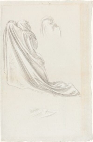 """Lord Frederic Leighton, 'Study for """"The Wise and Foolish Virgins""""'"""