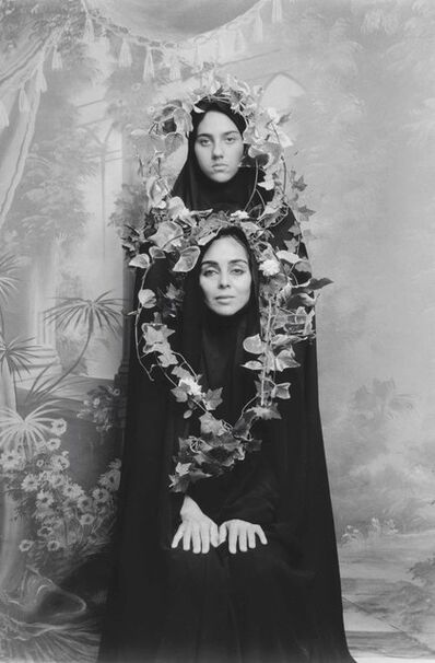 "Shirin Neshat, 'Untitled from ""Women of Allah"" series', 1995"