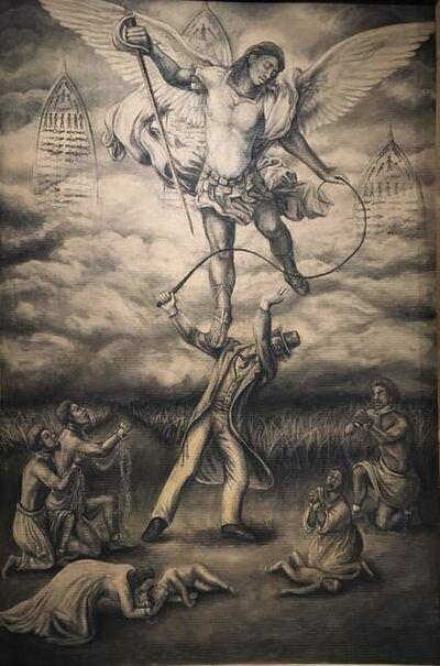 Dareece Walker, 'St. Michael Slays the Slave Driver', 2014