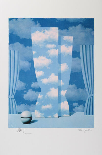 René Magritte, 'La Peine Perdue (The Wasted Effort)', 2010