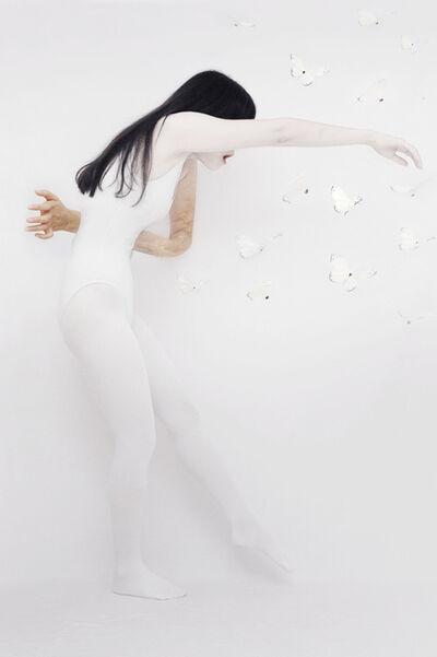 Sun Mi Ahn, 'Deux Bras 6', 2011