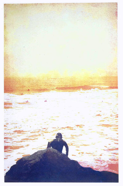 Peter Doig, 'Surfer from 100 Years Ago', 2001
