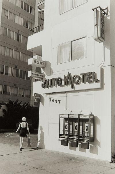 Henry Wessel, 'Santa Monica, California', 1989
