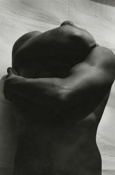 Herb Ritts, 'Headless Male Nude (a), Venice', 1988