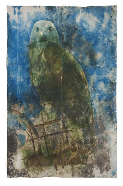 Johannes Brus, 'Adler/Schiff', 1994