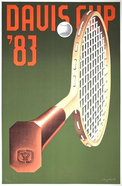 Konrad Klapheck, 'Davis Cup', 1983