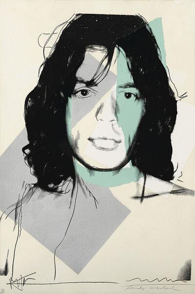 Andy Warhol, 'Mick Jagger #138', 1975