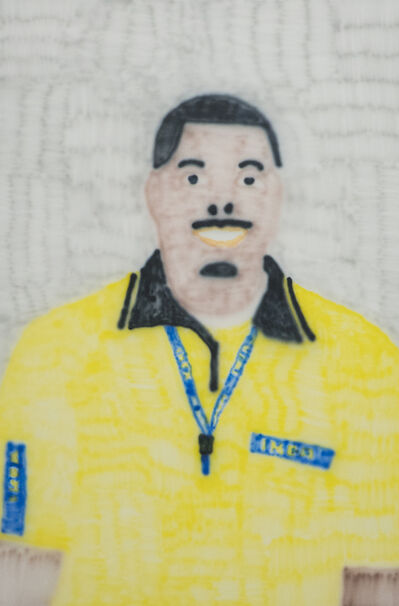 Ricardo Passaporte, 'IKEA employee', 2017