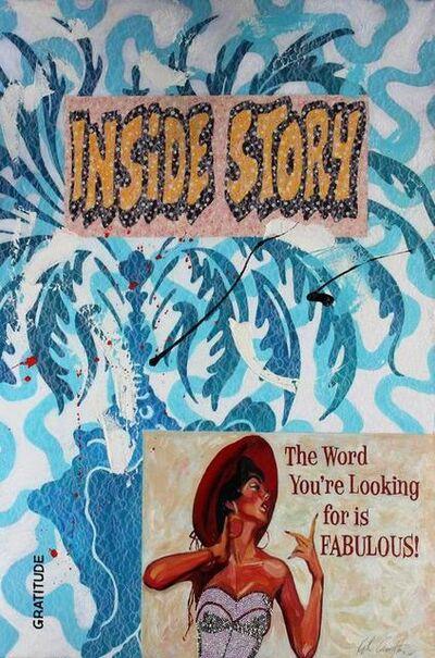 Keith Carrington, 'Inside Story', 2011