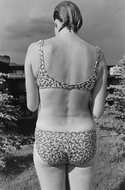 Henry Wessel, 'Snowmass, Colorado', 1973