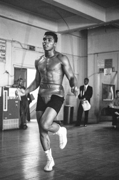 Stanley Weston, 'Training #2 (Muhammad Ali), Los Angeles, California', 1962