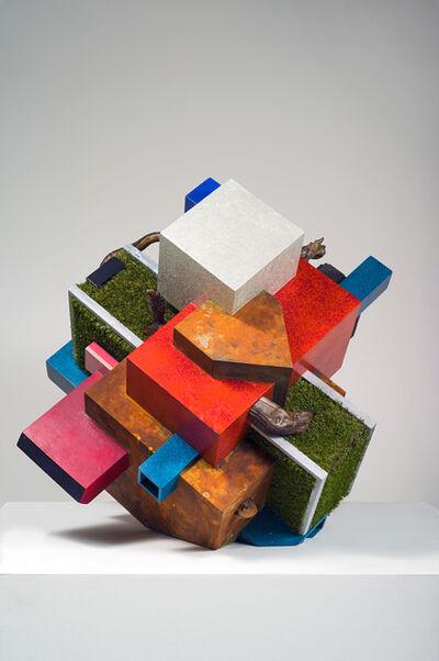 Etnik, 'Urban Solid 1 ', 2018