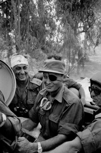 Micha Bar-Am, 'Crossing the Suez Canal', 1973
