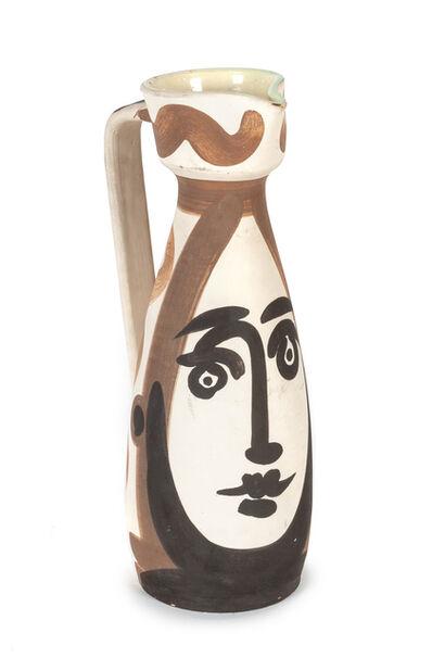 Pablo Picasso, 'Visage', 1955