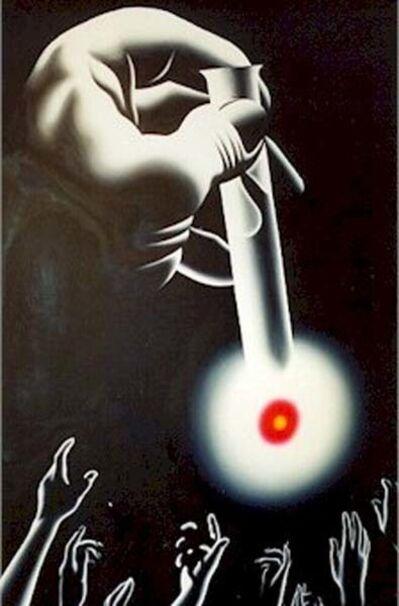 Mark Kostabi, 'The Cure', 1989