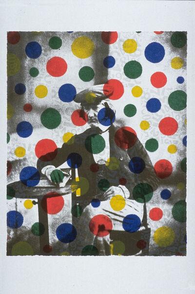 Paul Laster, 'Jocular Sounds (Poet)', 1992