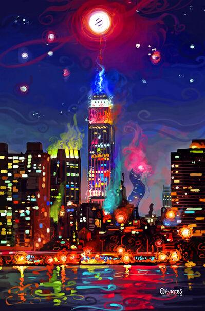 Oscar Olivares, 'New York - New York', 2018