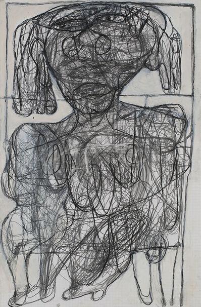 Caroline Demangel, 'Homme aux Méridiens', 2015