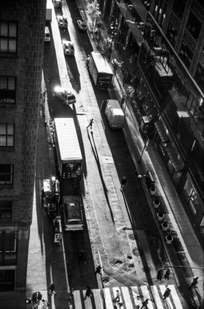 Tony King, 'New York Morning'